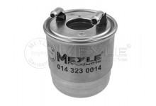 Фильтр топливный MB Sprinter 2.2/3.0CDI 08- (+ отв.датчика воды)