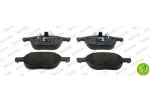 Тормозные колодки передние Focus II/C-Max 1,6TDCI 2010-
