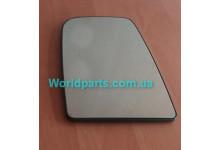 Вкладыш бокового зеркала  L (верхний) MB Sprinter,VW Crafter 2006-