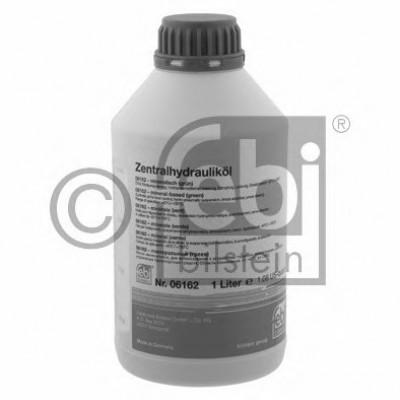 Жидкость гидроусилителя зеленая (полусинтетика) 1L