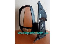 Зеркало боковое L 2.5 TURBO 1997-2000