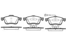 Тормозные колодки передние Doblo 263 2010-