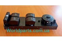 Блок кнопок стеклоподъемников Focus II/C-Max 1.6/1.8/2.0 2004-