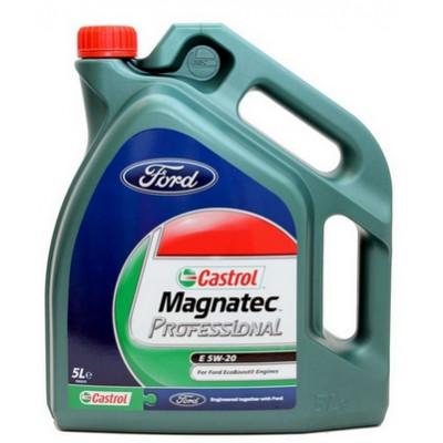 Масло моторное 5W20 Castrol Magnatec Professional (емкость 5L)