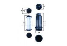Фильтр масляный АКПП Focus II/III/C-Max