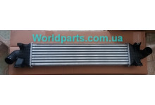 Радиатор интеркуллера Focus II/C-Max 1.6TDCI 2004-