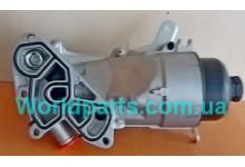 Радиатор масляный в сборе+фильтр Connect II 1.6TDCI/Courier 2013-