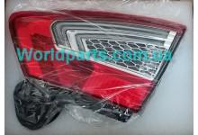 Фонарь задний внутренний R Mondeo IV 1,6/1,8/2,0/2,3 2011-
