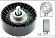 Ролик ремня генератора Connect/Focus/C-Max 1.6TDCI 2011-