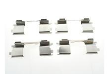 Прижимная пластина тормозных колодок MB Sprinter 906/VW Crafter 06-