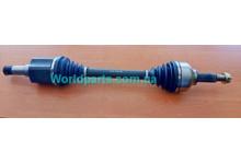 Привод передний L V363 Custom 2.2TDCI 2012-