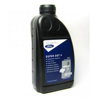 Тормозная жидкость FORD (емкость 1L)
