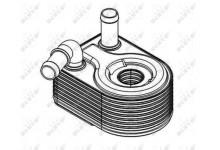 Радиатор масляный Mondeo IV/C-Max/Focus II