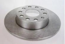 Тормозной диск задний VW Caddy 1,9/2,0 TDI 2003-
