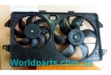 Диффузор радиатора охлаждения 1.8TD/TDCI