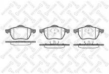 Тормозные колодки передние VW Golf/Passat