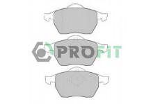 Тормозные колодки передние Audi A4/Passat