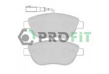 Тормозные колодки передние Doblo 119/223 Fiorino/ Nemo/ Biper R-15