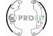 Тормозные колодки задние барабанные Doblo 119/223 2001-