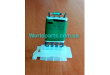 Реостат печки (4 контакта) MB Sprinter/Vito/VW LT/Caddy 95-06