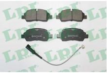 Тормозные колодки задние Custom 2.2TDCI 2012-
