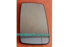 Вкладыш бокового зеркала (с подогревом) R MB Sprinter/VW LT 96-06