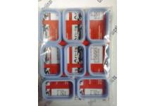 Прокладка впускного коллектора (к-т 8шт) Transit 2,4/2,0DI/2,2TDCI