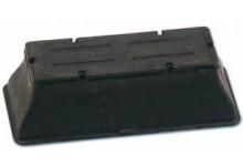 Подушка передней рессоры (нижняя) L  MB Sprinter/VW LT 1996-2006