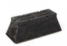 Подушка передней железной рессоры (нижн.) R MB Sprinter/VW LT