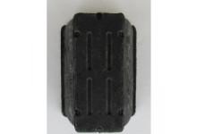 Подушка передней пластиковой рессоры (нижн.) L MB Sprinter/VW LT