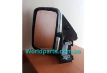 Зеркало боковое L (механическое) MB Sprinter/ VW LT 1996-2006
