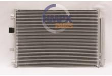 Радиатор кондиционера Focus III/C-Max 1.0/1.6TDCI 2011-