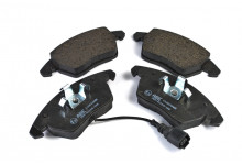 Тормозные колодки передние Audi A1/A2/A3