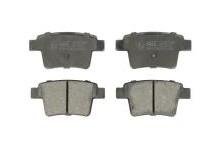 Тормозные колодки задние Mondeo III 2001-2007