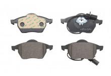 Тормозные колодки передние Audi/Passat 2000-2005