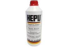 Антифриз HEPU красный концентрат (-80C) 1,5л