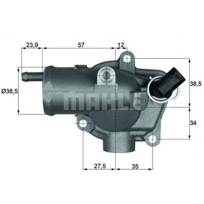Термостат MB Sprinter /Vito 638 2.2/2.7CDI