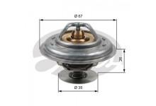 Термостат охлаждения VW LT/T-4/Crafter 2.5/2.3 (t=87c)