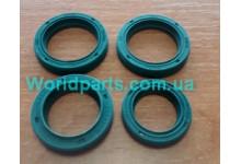Ремкомплект рулевой рейки (4шт сальники) 2,5D/TD 1991-2000