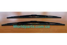 Щетки стеклоочистителя комплект 2,5D/TD 1986-2000